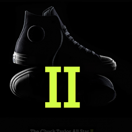 Converse Chuck II PR Launch App